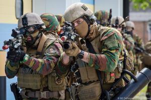 Armée Belge / Defensie van België / Belgian Army  - Page 21 _12b760