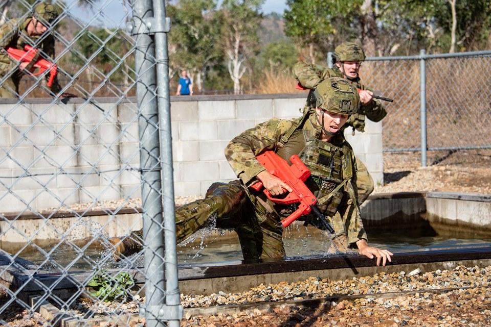 Force de défense de Papouasie Nouvelle-Guinée  / Papua New Guinea Defence Force (PNGDF) _12b822