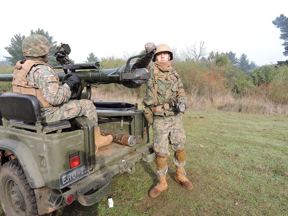 Armée Chilienne / Chile's armed forces / Fuerzas Armadas de Chile - Page 14 _12b95