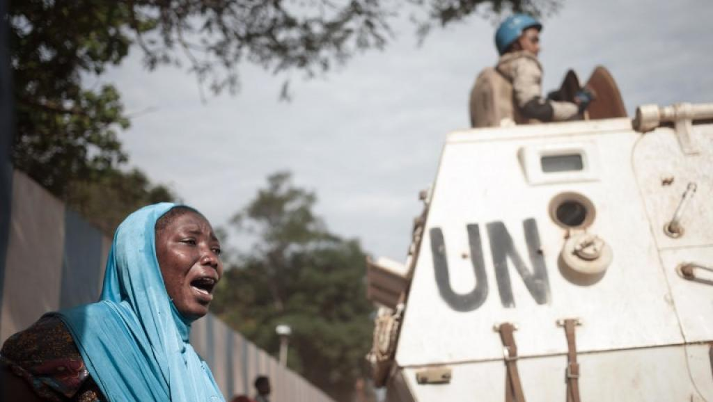 Intervention militaire en Centrafrique - Opération Sangaris _12c107