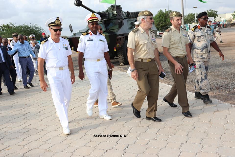 Armée djiboutienne / Djibouti National Army - Page 4 _12c111