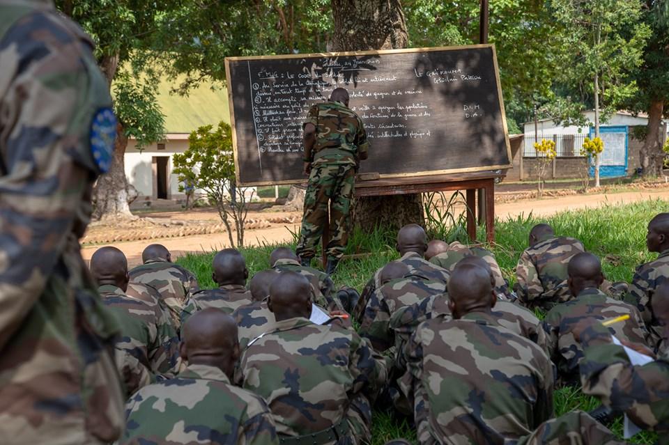 Armées de la République centrafricaine  - Page 9 _12c131