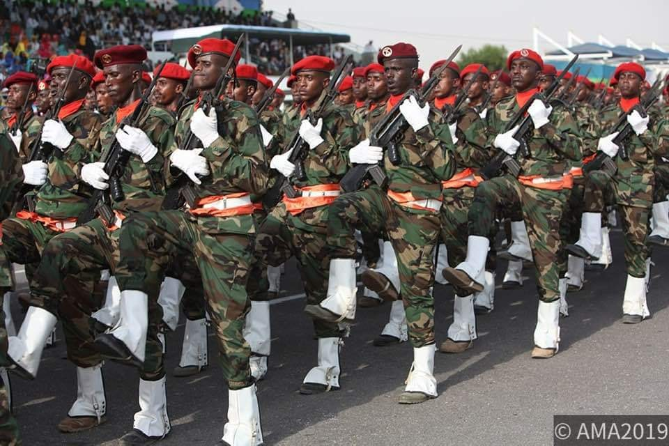 Armée djiboutienne / Djibouti National Army - Page 4 _12c139