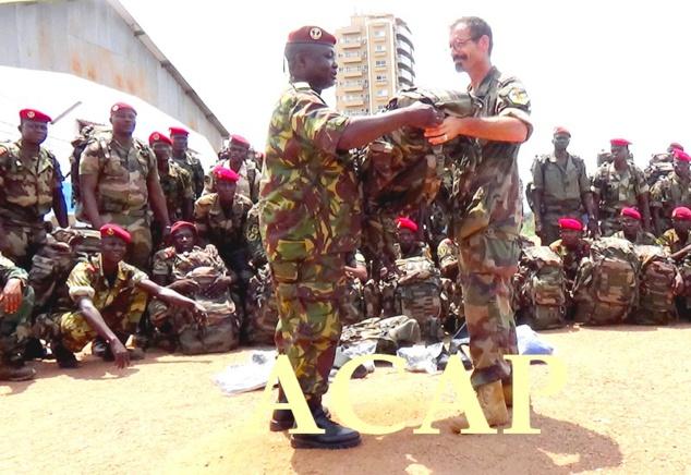 Armées de la République centrafricaine  - Page 9 _12c169