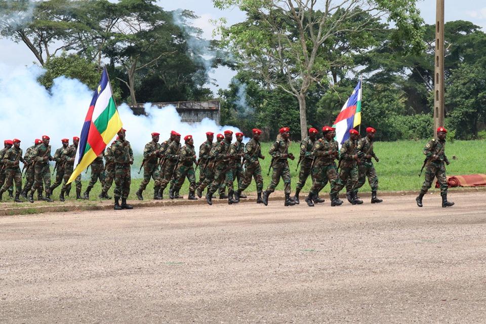 Armées de la République centrafricaine  - Page 9 _12c249