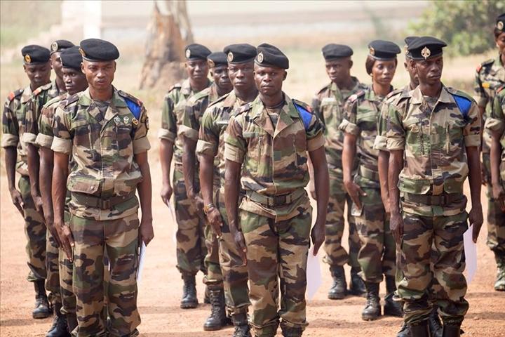 Armées de la République centrafricaine  - Page 9 _12c277