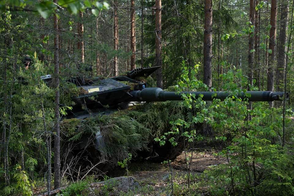 Armée Finlandaise / Finnish Defence Forces / puolustusvoimat - Page 10 _12c54