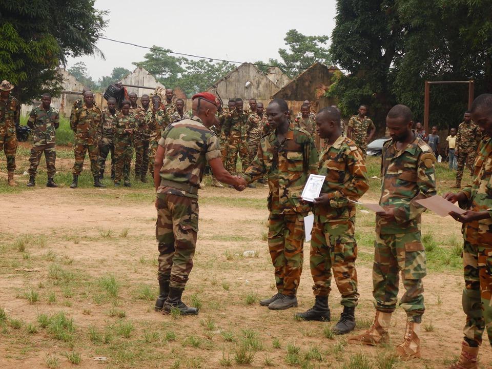 Armées de la République centrafricaine  - Page 9 _12c74