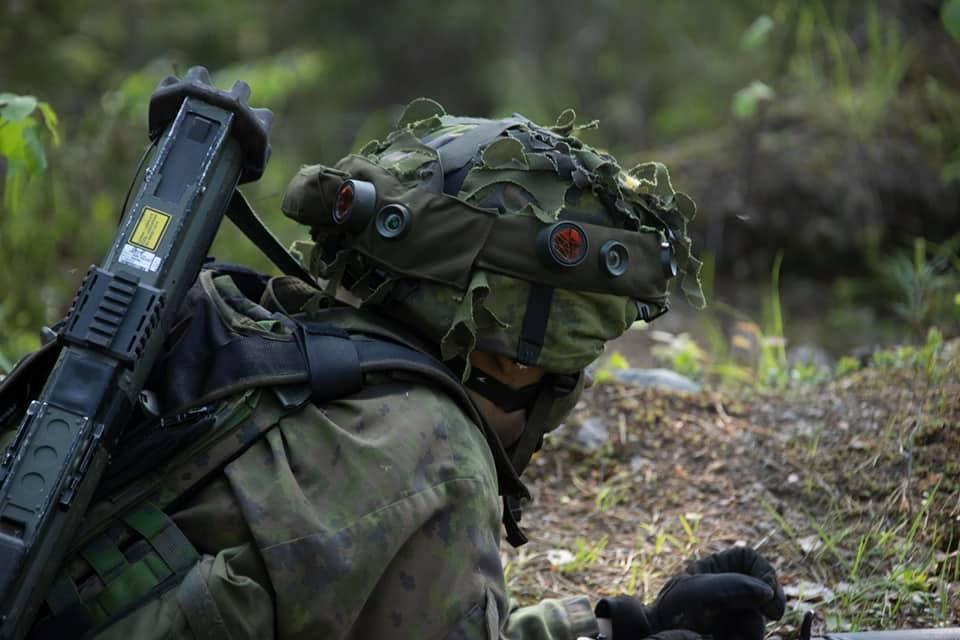 Armée Finlandaise / Finnish Defence Forces / puolustusvoimat - Page 10 _12d110