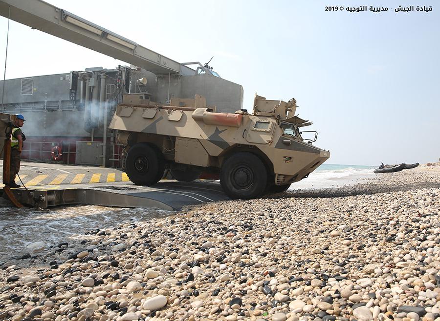 Armée Libanaise / Lebanese Armed Forces (LAF) / القوات المسلحة اللبنانية - Page 22 _12d120