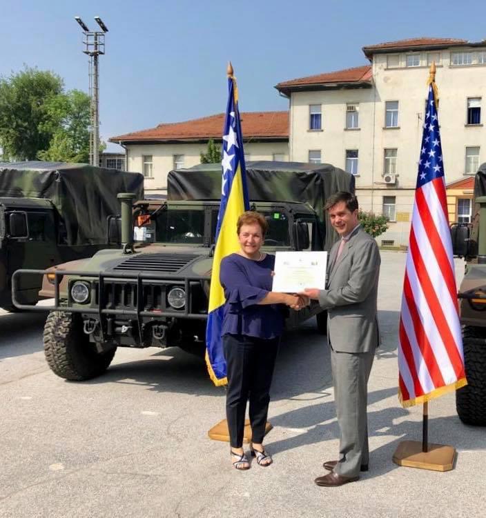 Forces armées de Bosnie et d'Herzégovine _12d140