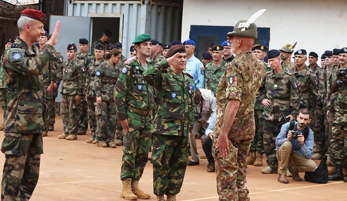 Intervention militaire en Centrafrique - Opération Sangaris _12d141