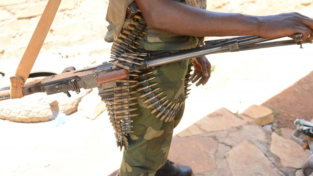 Intervention militaire en Centrafrique - Opération Sangaris _12d18
