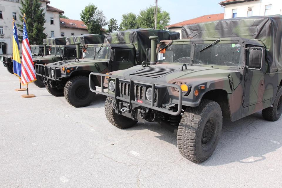 Forces armées de Bosnie et d'Herzégovine _12d223