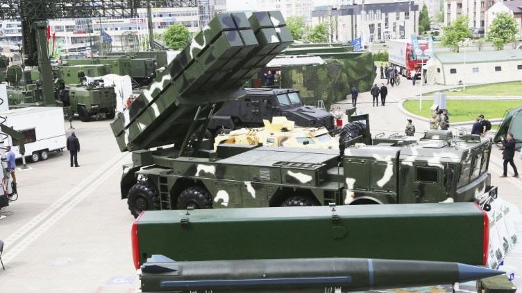 Armée Biélorusse / Armed Forces of Belarus - Page 7 _12d23