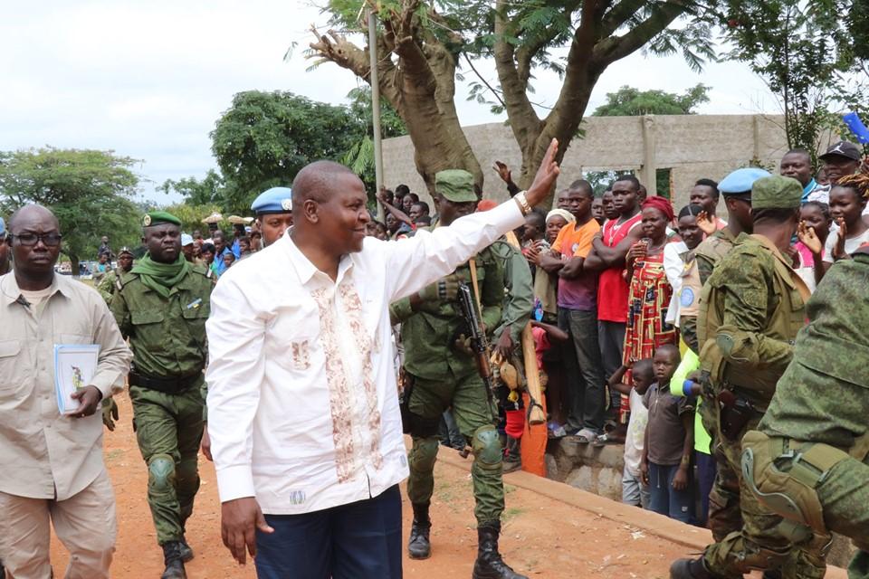 Armées de la République centrafricaine  - Page 9 _12d231