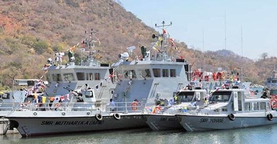 Armée du Malawi / Malawian Defence Force _12d257