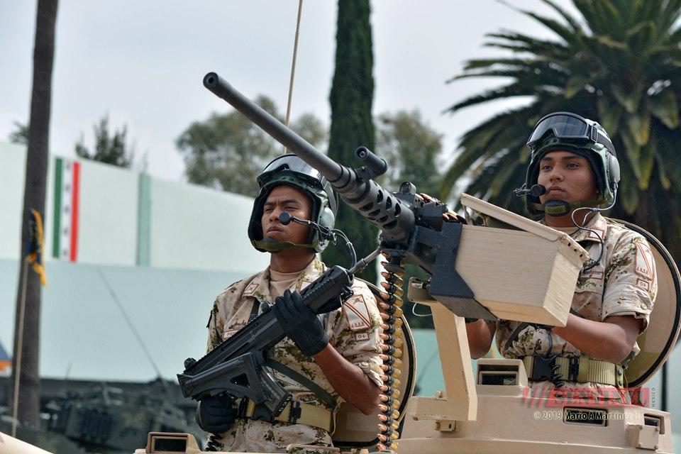 Armée Mexicaine / Mexican Armed Forces / Fuerzas Armadas de Mexico - Page 9 _12d282