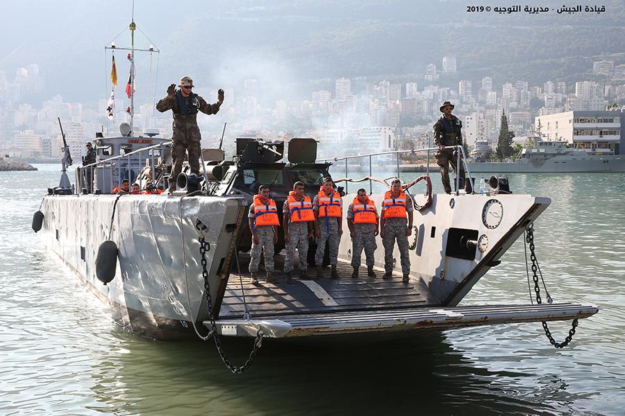 Armée Libanaise / Lebanese Armed Forces (LAF) / القوات المسلحة اللبنانية - Page 22 _12d40