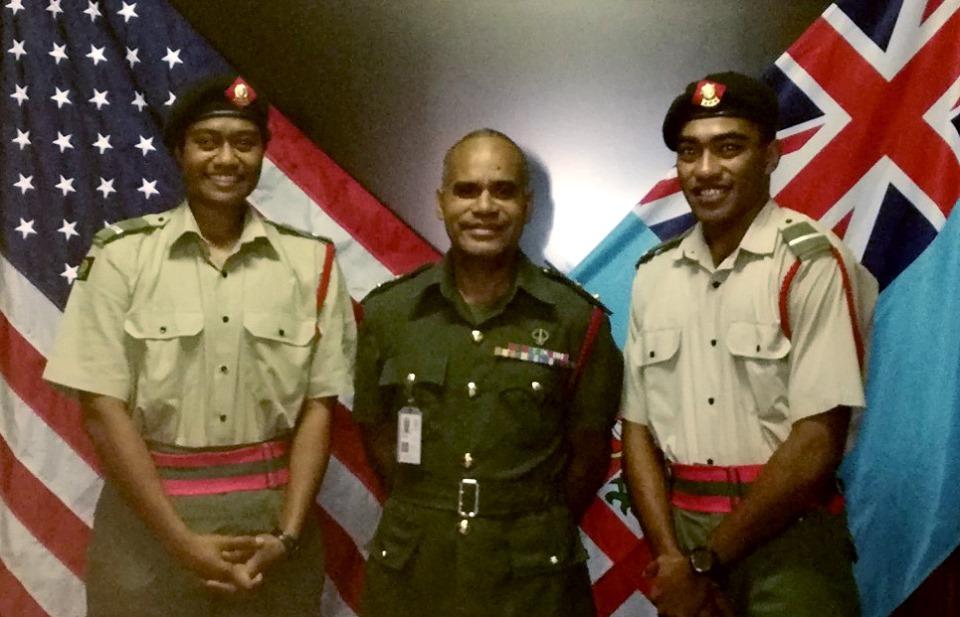 Les Forces militaires de la République des Fidji  /Republic of Fiji Military Forces (RFMF) _12d48