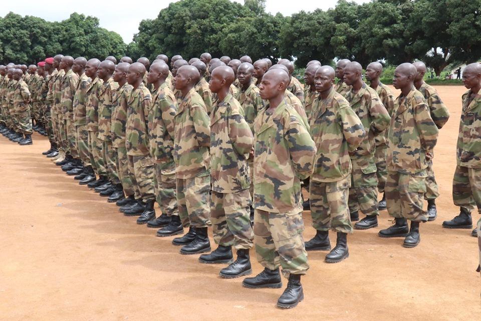 Armées de la République centrafricaine  - Page 9 _12d70