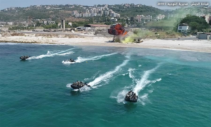Armée Libanaise / Lebanese Armed Forces (LAF) / القوات المسلحة اللبنانية - Page 22 _12d96