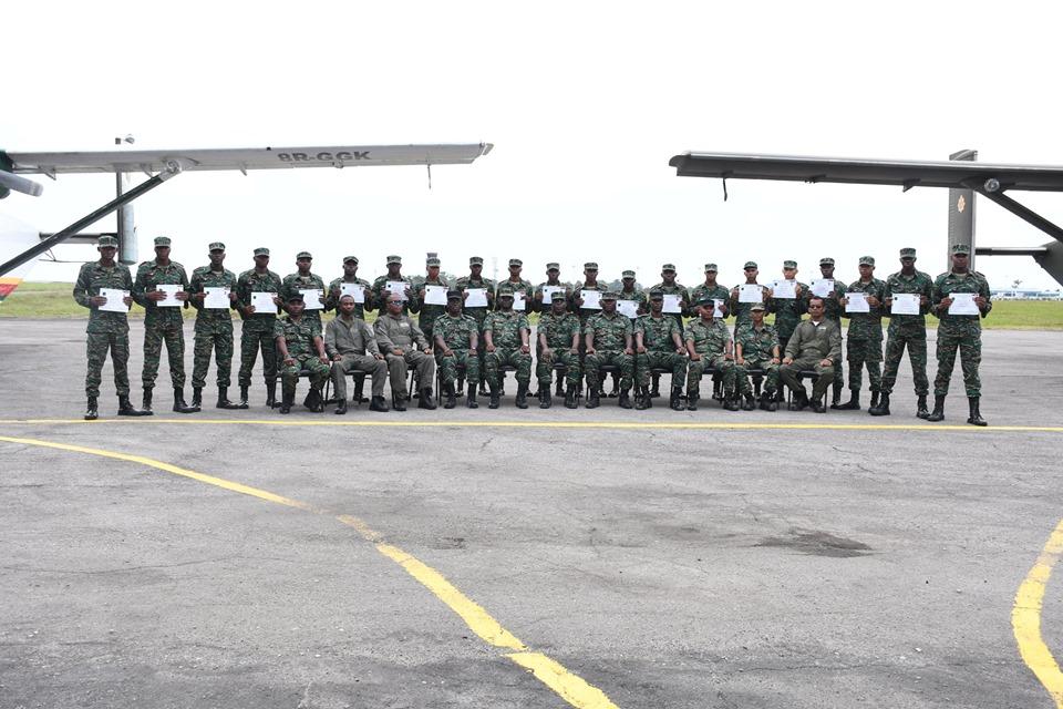Guyana Defence Force (GDF) _12e1105