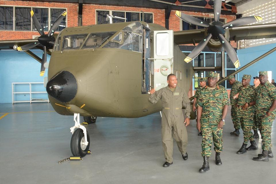 Guyana Defence Force (GDF) _12e132
