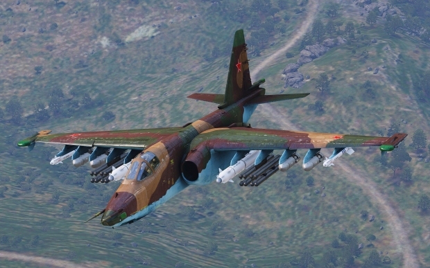 Su-25 (Frogfoot) _12e142
