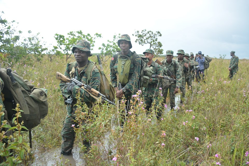 Guyana Defence Force (GDF) _12e151