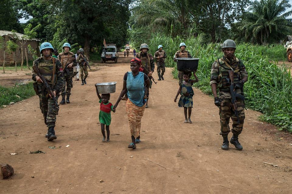 Armées de la République centrafricaine  - Page 9 _12e167