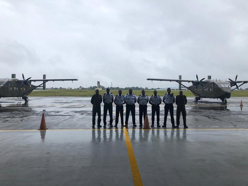 Guyana Defence Force (GDF) _12e225