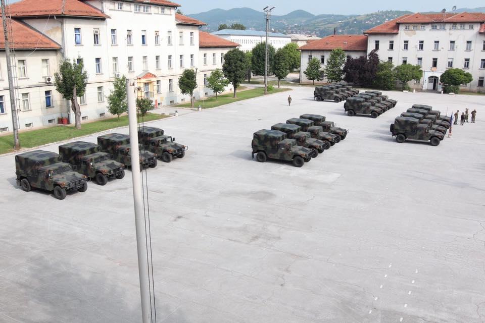 Forces armées de Bosnie et d'Herzégovine _12e227
