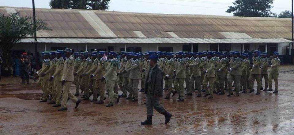 Armées de la République centrafricaine  - Page 9 _12e245