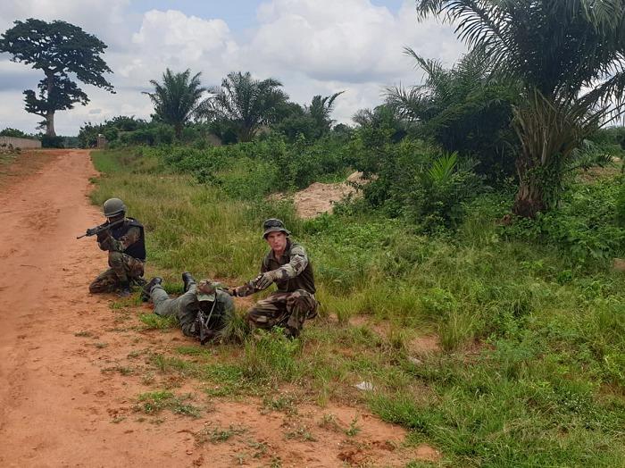 Forces Armées Togolaises / Togolese Armed Forces - Page 2 _12e282