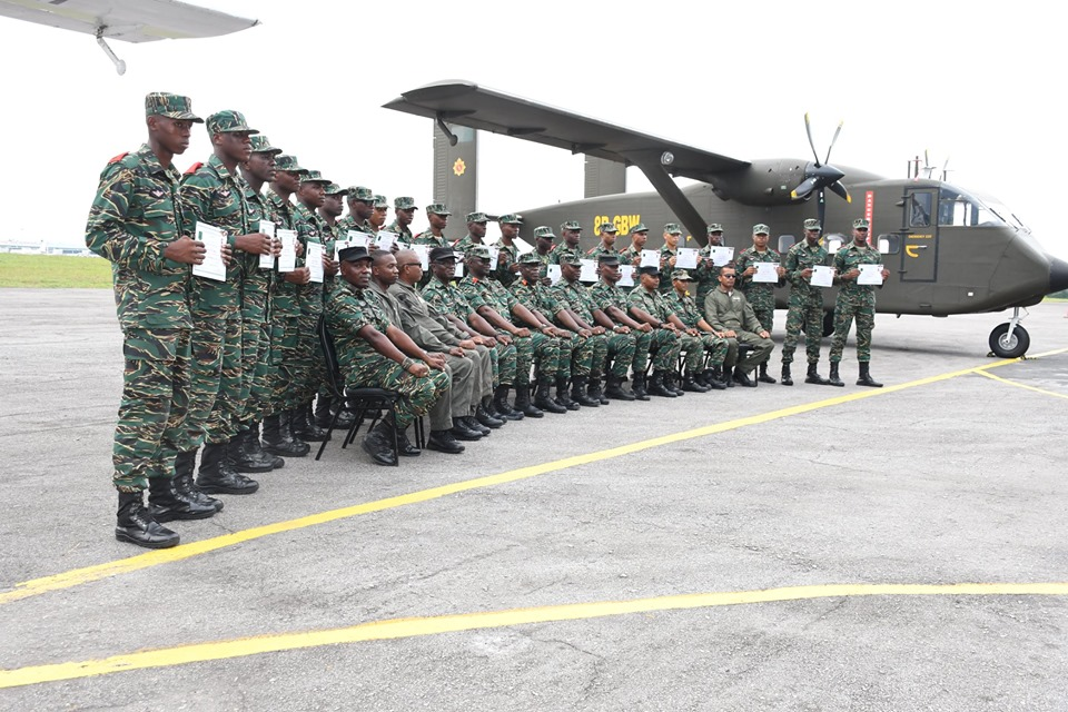 Guyana Defence Force (GDF) _12e290
