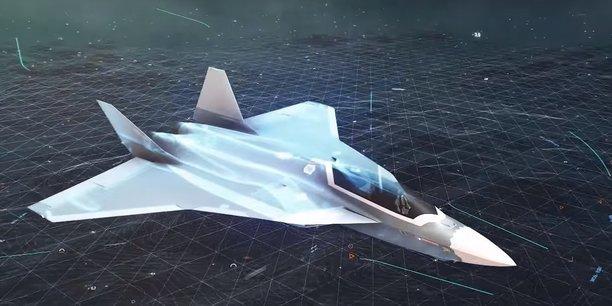 SCAF (Système de combat aérien du futur) _12e330