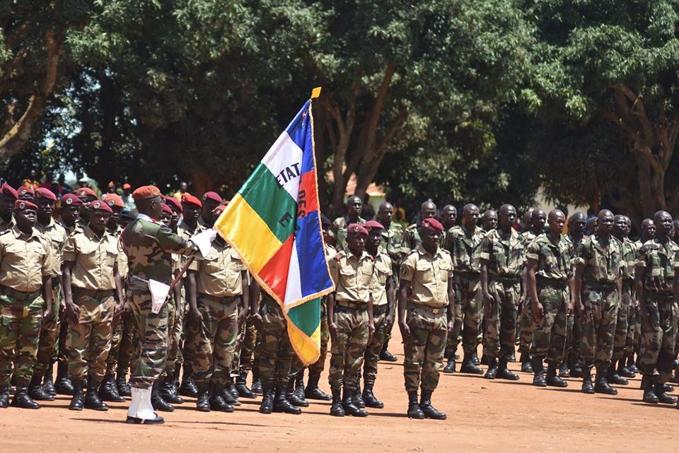 Armées de la République centrafricaine  - Page 10 _12e420