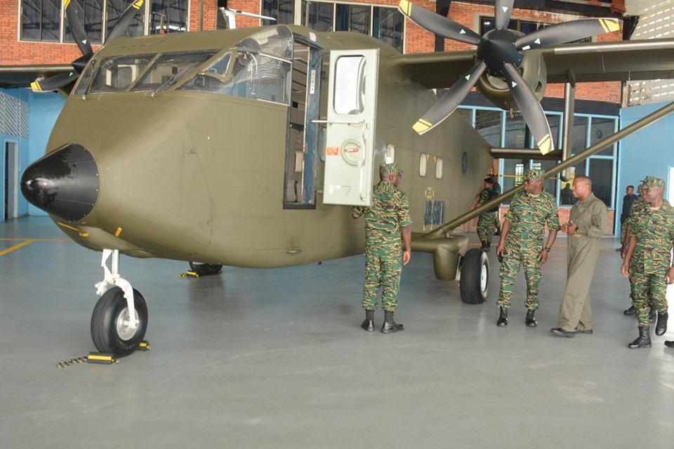 Guyana Defence Force (GDF) _12e46