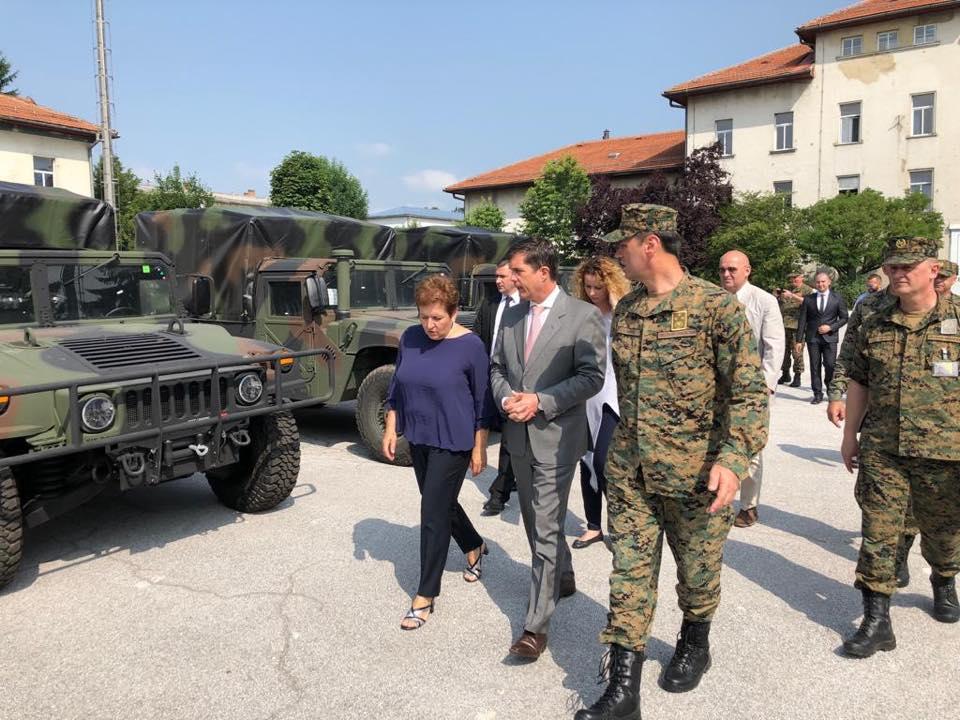 Forces armées de Bosnie et d'Herzégovine _12e48