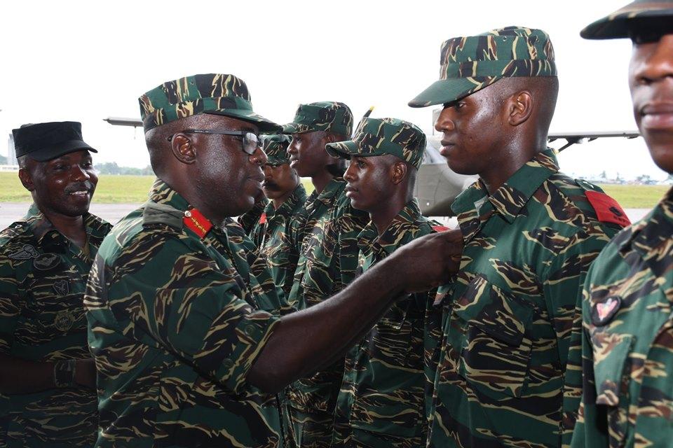 Guyana Defence Force (GDF) _12e510