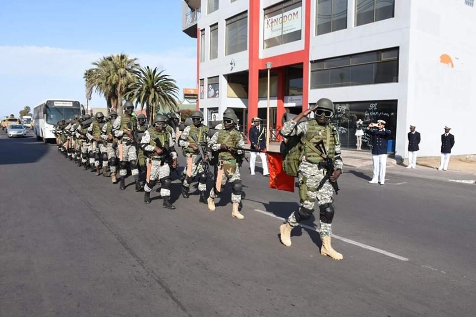 Armée Namibienne / Namibia Defence Force _12e511