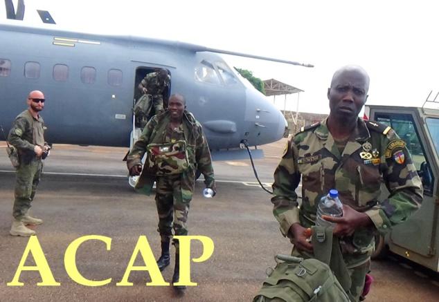 Armées de la République centrafricaine  - Page 10 _12e543