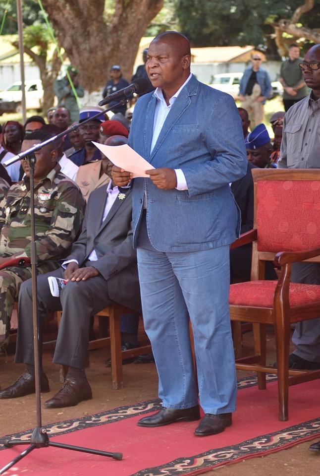 Armées de la République centrafricaine  - Page 10 _12e613