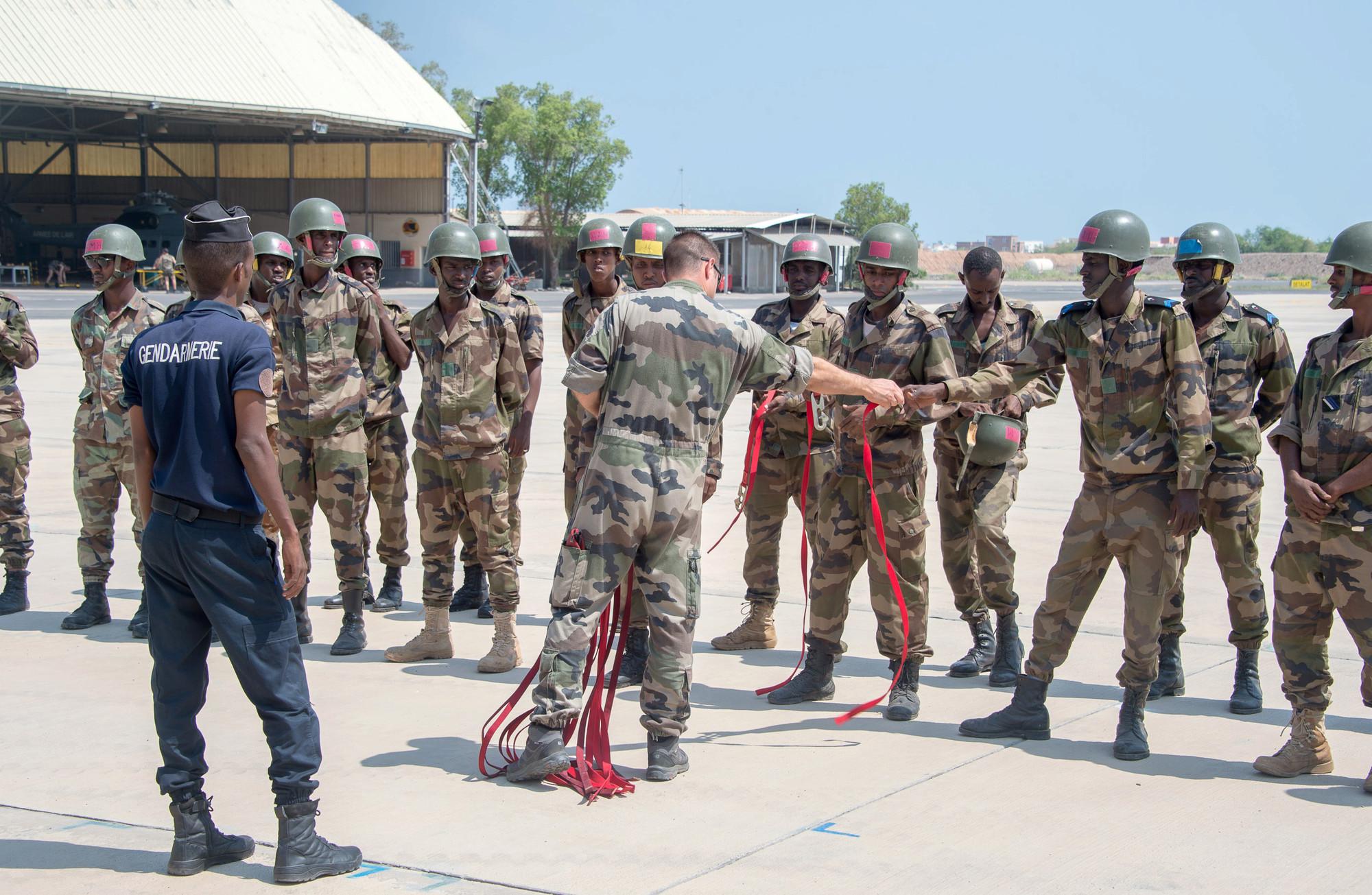 Armée djiboutienne / Djibouti National Army - Page 4 _12e641