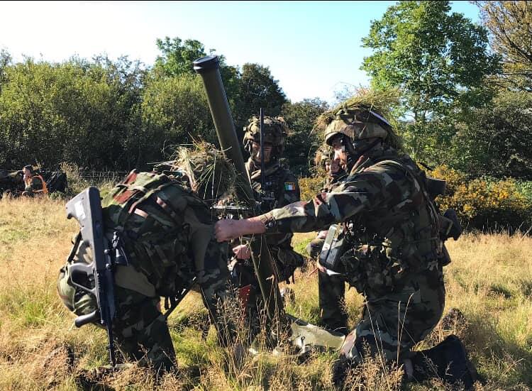 Armée Irlandaise/Irish Armed Forces - Page 3 _12e646