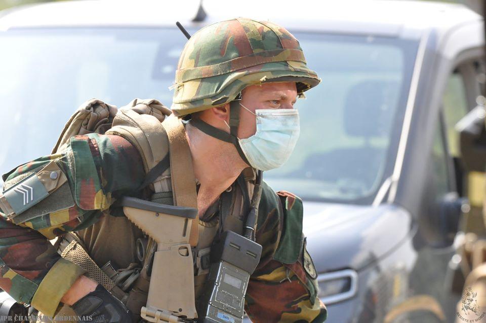 Armée Belge / Defensie van België / Belgian Army  - Page 24 _12f1071