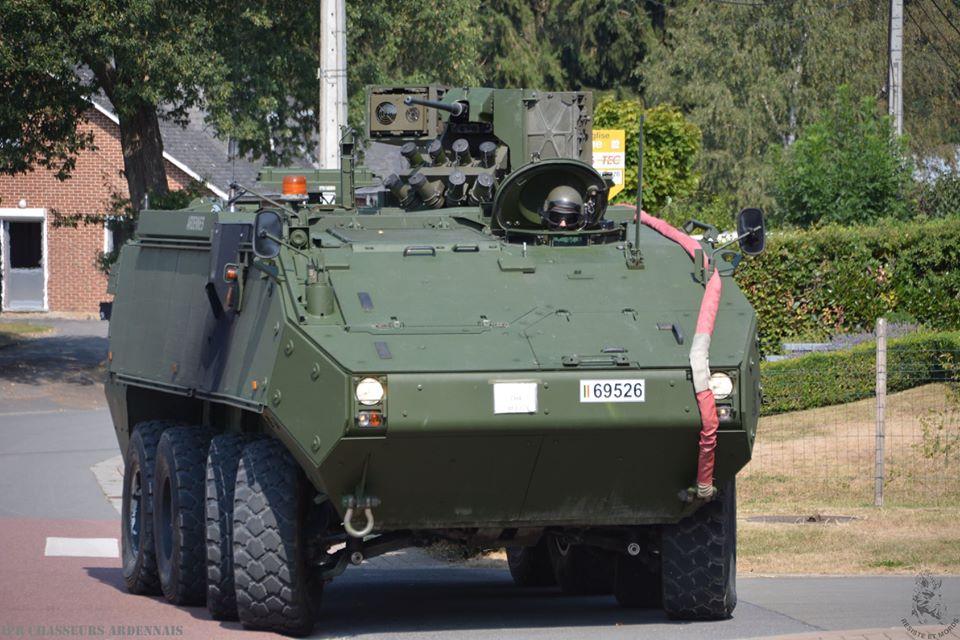 Armée Belge / Defensie van België / Belgian Army  - Page 24 _12f1077