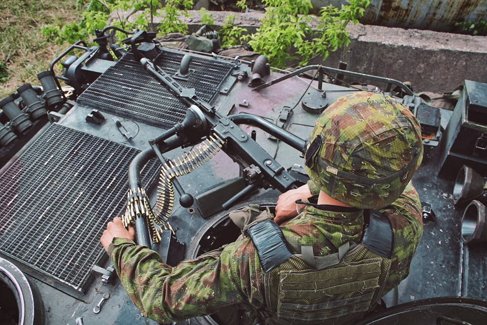 Armée lituanienne/Lithuanian Armed Forces - Page 6 _12f112