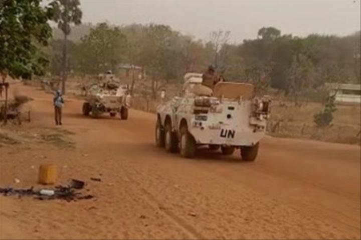 Intervention militaire en Centrafrique - Opération Sangaris - Page 4 _12f1146